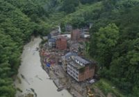 At least 201 killed in July-August China flooding