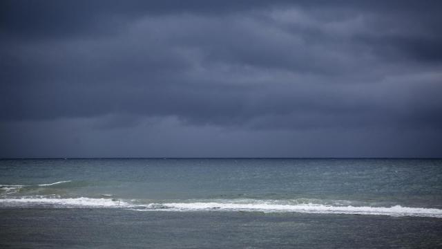 Hurricane Dorian Strengthens to Category 1 Storm