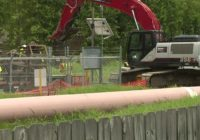 Residents sue CenterPoint, others for $50 million in regards to pipeline causing flooding