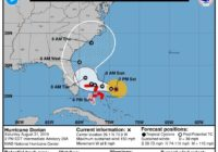 2 p.m. update: Wilmington-area could see greater impacts from Hurricane Dorian