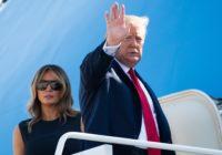 Trump faces protests as he visits Dayton, El Paso