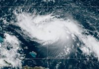 Hurricane Dorian now a powerful Cat 3 storm