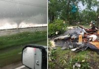 Imelda triggers tornadoes, flash flooding, severe thunderstorms in east Harris County