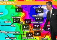 LIVE BLOG: Flash Flood Warning! Stay off the roads if you can