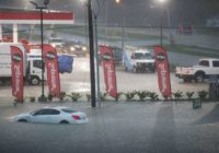Flash flood emergency for parts of Harris County as Imelda moves northeast, officials say