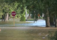 Huffman residents forced to deal with another round of devastating flooding