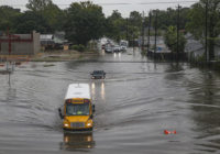 Bus drivers criticize HISD after working during Imelda's flooding event