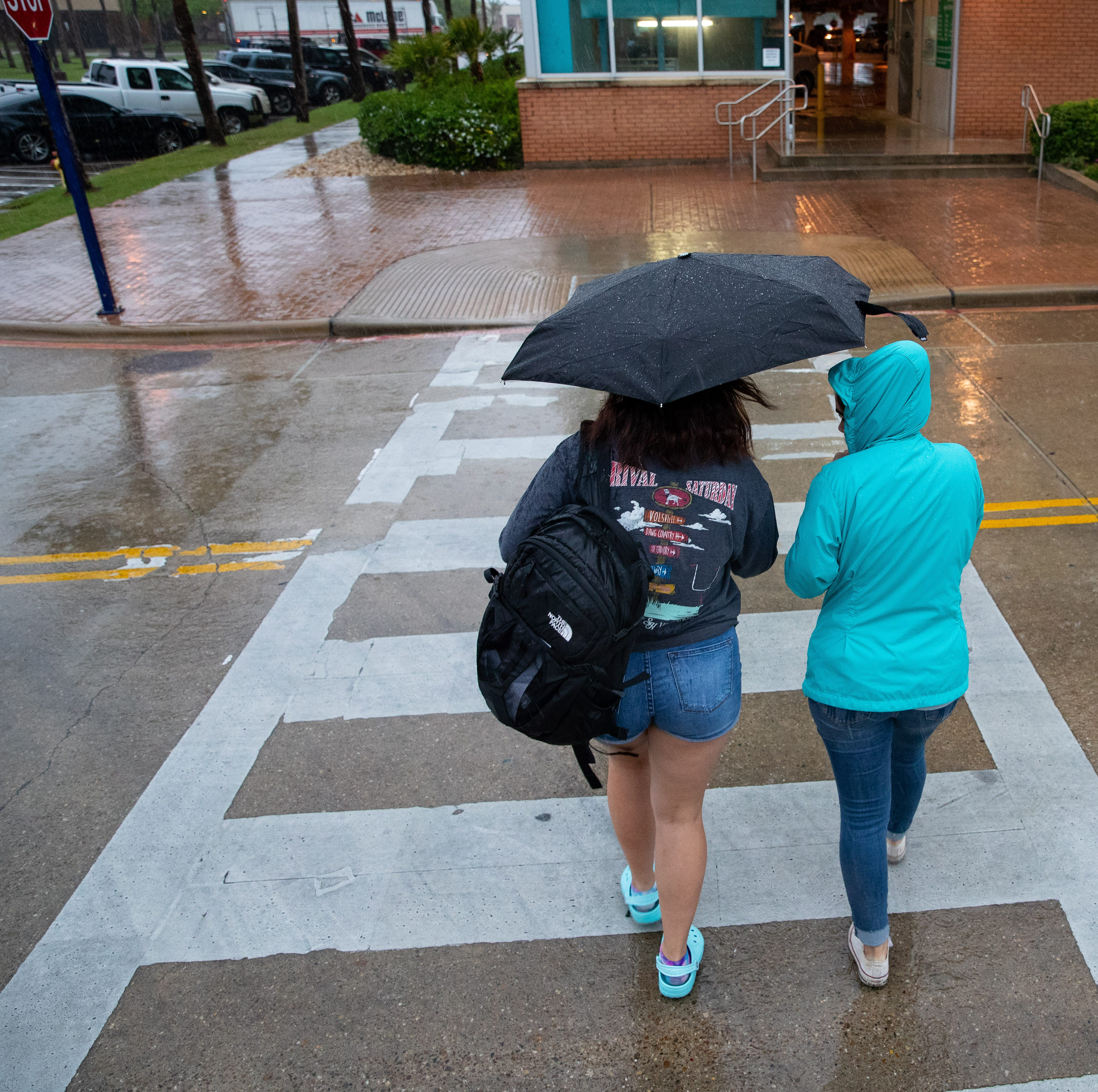 Record lows, more rain expected across the Coastal Bend