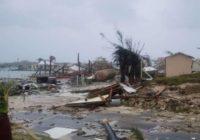 Still reeling from Dorian, Bahamas faces tropical storm