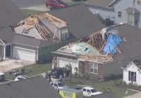 'We can always rebuild', residents cleaning up from reported tornado