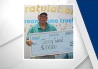NC man plans to use lottery winnings to help Hurricane Dorian victims