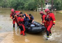 How to get money from FEMA after Imelda flooding