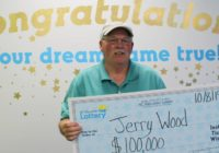 Raleigh man wins $100,000 lottery scratch off, vows to help Hurricane Dorian victims
