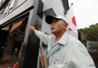 Japan storm victims felt worst had passed, then floods came