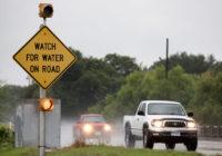Line of Storms Brings Heavy Rain, Flash Flooding to San Antonio