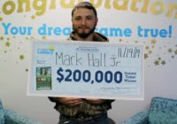 'Thank you Jesus!': Robeson County $200k lottery winner plans to fix hurricane damage, continue education