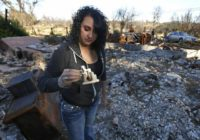 Struggles in California city show wider effects of wildfire