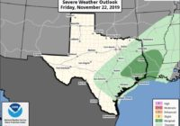 Houston could get severe weather Friday