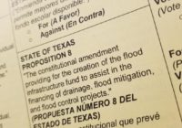 Commentary: Climate Change On The Texas Ballot