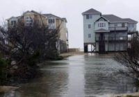 Sand overwash, flooding closes NC 12 in Outer Banks, suspends all ferry routes