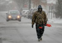 Snow, tornadoes and freezing rain are coming to a wide swath of the country