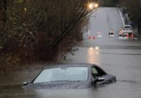 Record rain, darkness: Seattle braces for floods, mudslides