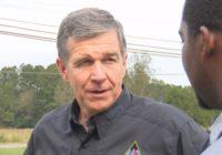 Gov. Cooper to visit Whiteville home damaged by hurricane