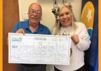 Hurricane Florence survivor can rebuild after winning $50,000 Mega Millions prize