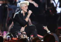 Pink pledges to donate $500k to help battle Australian wildfires