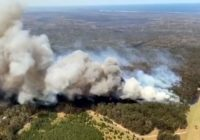 Australian military brings supplies to thousands cut off by wildfires