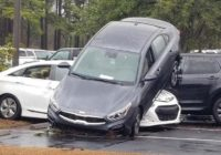 Tornado Tosses Cars, Damages Fields At SC High School