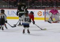 Parents, ponies and pucks at PNC: Hurricanes host clinic for daughters, parents