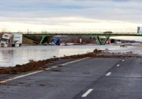 Oregon flooding abates; authorities report body found