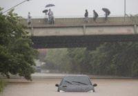 Heavy rains, floods, mudslides paralyze parts of Sao Paulo