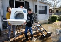 Mississippi braces for near-record flooding over days of torrential rain
