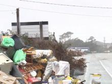 Recovery still a struggle after Dorian on Ocracoke
