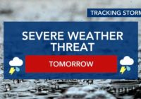 Roller coaster temperatures, severe weather risk on tap this week