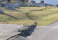 Elizabethtown approved for $5.2 million to repair hurricane damaged cemetery