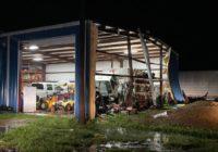 Tornado causes damage in North Texas