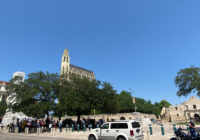 COVID-19 Live Blog: Protestors At Alamo Condemn Renovations, In Boerne They Want Businesses Reopened