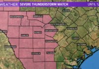 Multiple Tornado Warnings in effect in south-central Texas; 16,000+ without power