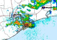 Severe storms bring tornado warning, flash flooding to Galveston