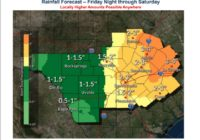 Flash flood warning issued for Bexar County as storms continue