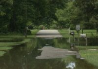 Heavy rains bring flooding concerns to Columbus County