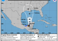 Tropical Storm Cristobal Likely to Threaten Texas/Louisiana, but As What?