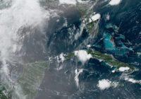 Saharan Dust Cloud Arrives At The U.S. Gulf Coast, Bringing The Haze