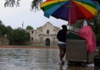 Tuesday morning storms in San Antonio lead to power outages, flooding and a water rescue