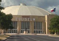 San Antonio preps Freeman Coliseum as 'reception center' for Hurricane Hanna evacuees