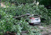 Authorities: 1 dead after tornado hits western Minnesota