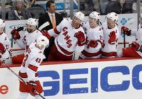 Hurricanes winger Justin Williams concerned how viral outbreak would affect team